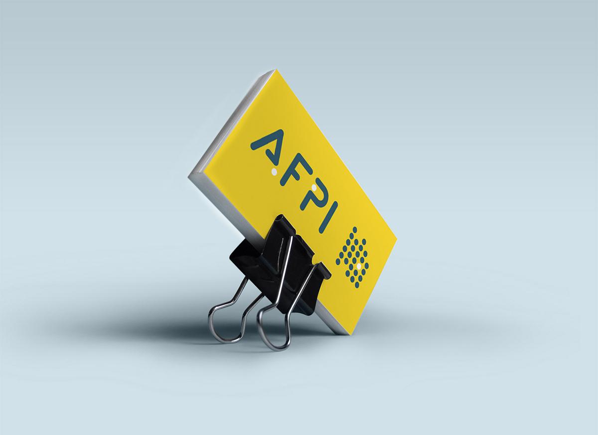 BRANDING AFPI - création graphique WALA studio graphique