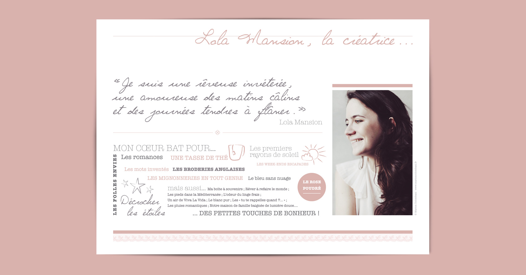 événement TEA TIME - création emailing - save the date - invitation- Atelier des precieuses - WALA STUDIO GRAPHIQUE