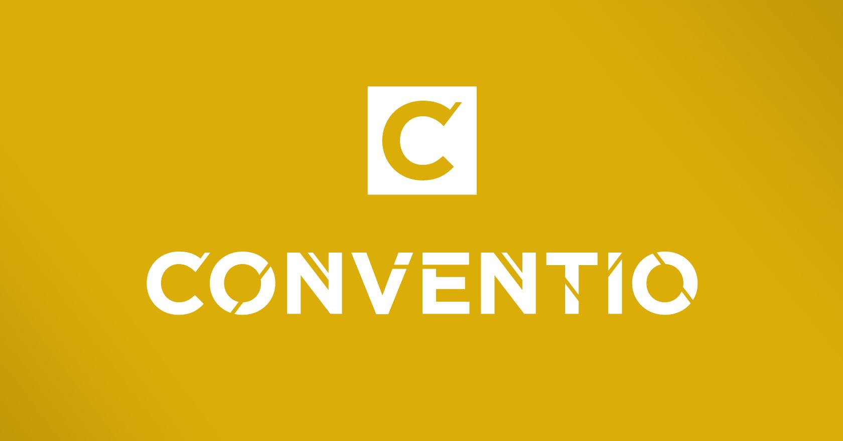 Convention - logotype et déclinaisons - WALA STUDIO