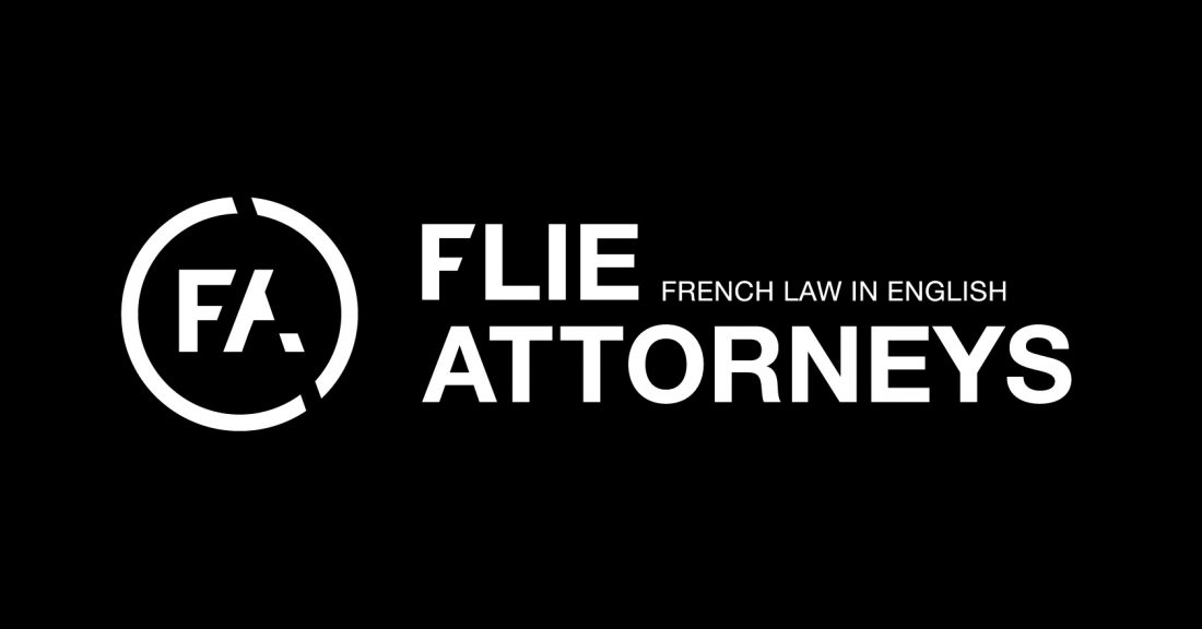 FLIE ATTORNEYS - création logotype - création Wala studio