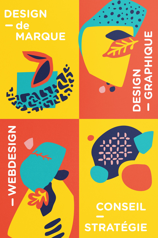 WALA studio graphique - savoir-faire - freelance créatif - graphisme - CAEN NORMANDIE PARIS