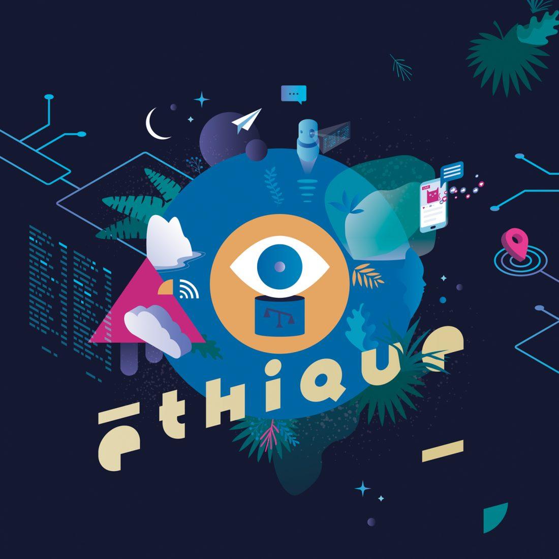 Nouvelle identité graphique NWX Summer Festival 2019 by WALA Studio graphique