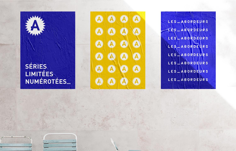 Les-Abordeurs-Univers-graphique-marque-wala-studio-graphique-Caen